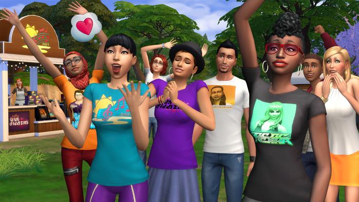 Sims Sessions, le festival de musique du jeu Les Sims, avec Bebe Rexha, Glass Animals et Joy Oladokun commence aujourd'hui !