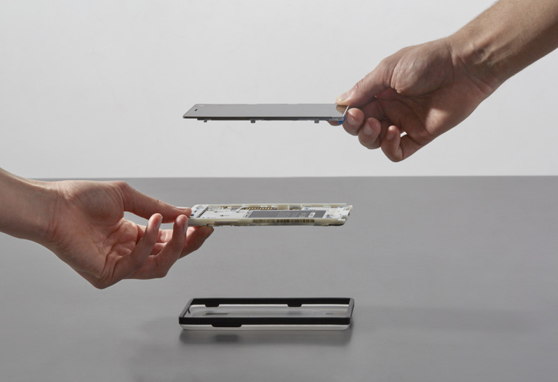 Fairphone easy screen repair
