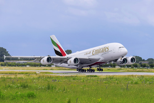Emirates to operate A380 to Glasgow