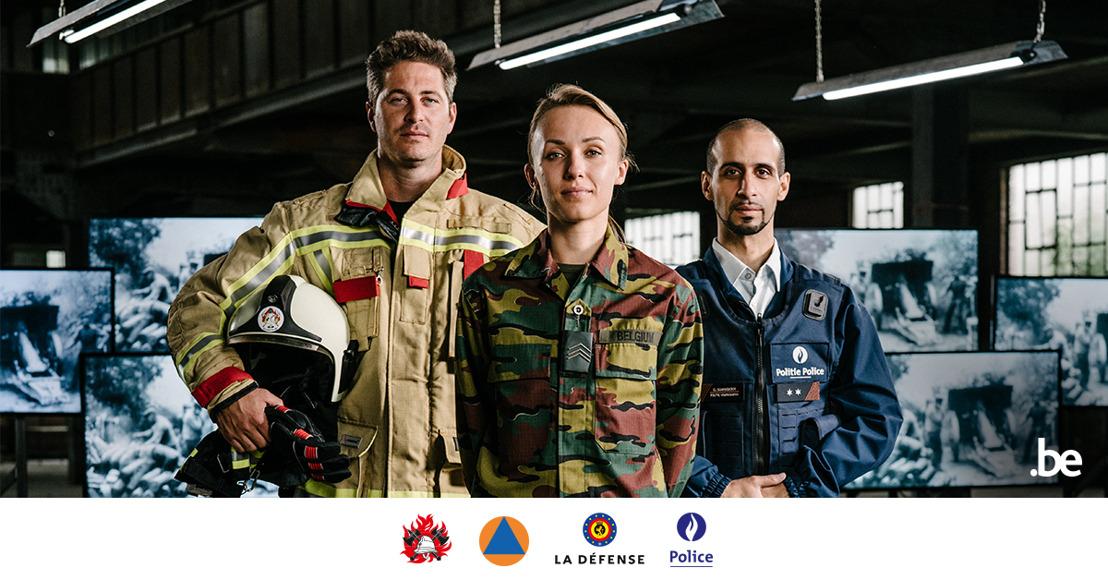 La Défense rend hommage à nos héros nationaux