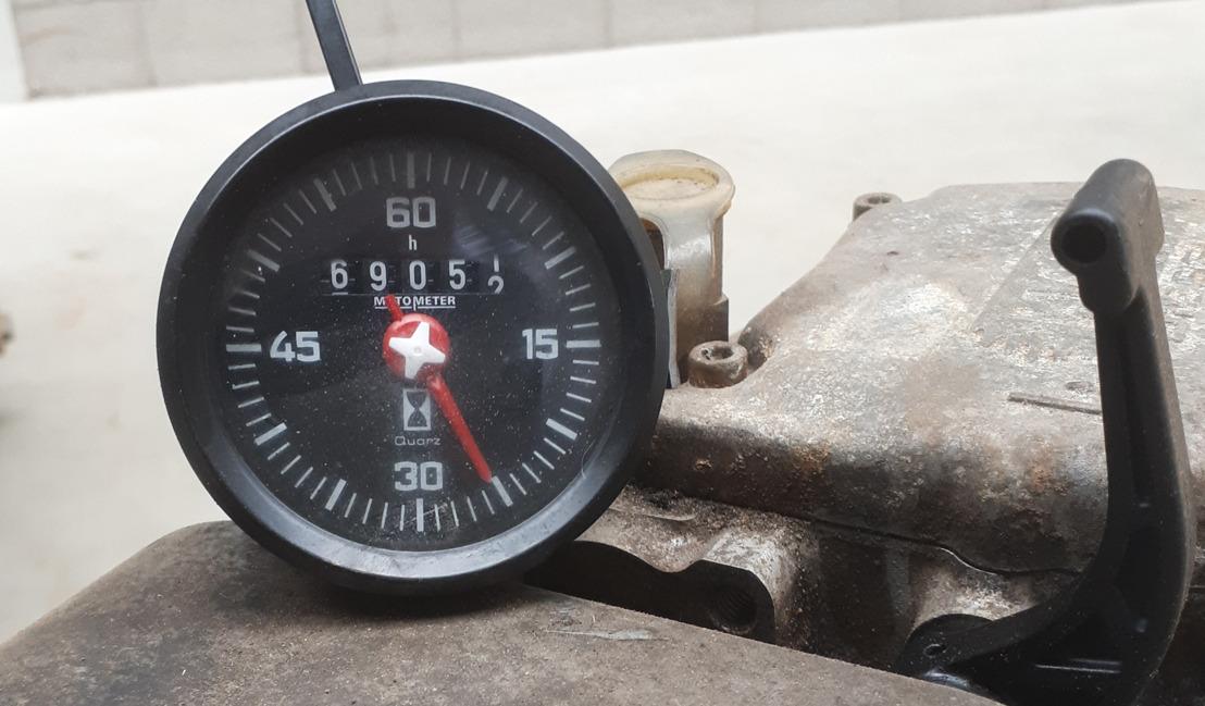 Rekordverdacht: 69.000 Betriebsstunden einer BBA Pumpe mit Hatz Motor