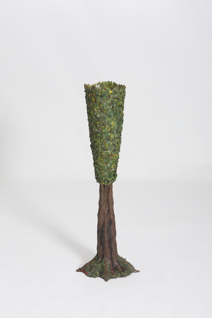 Gaetano Pesce: Tree Vase 2 at The Peninsula Chicago