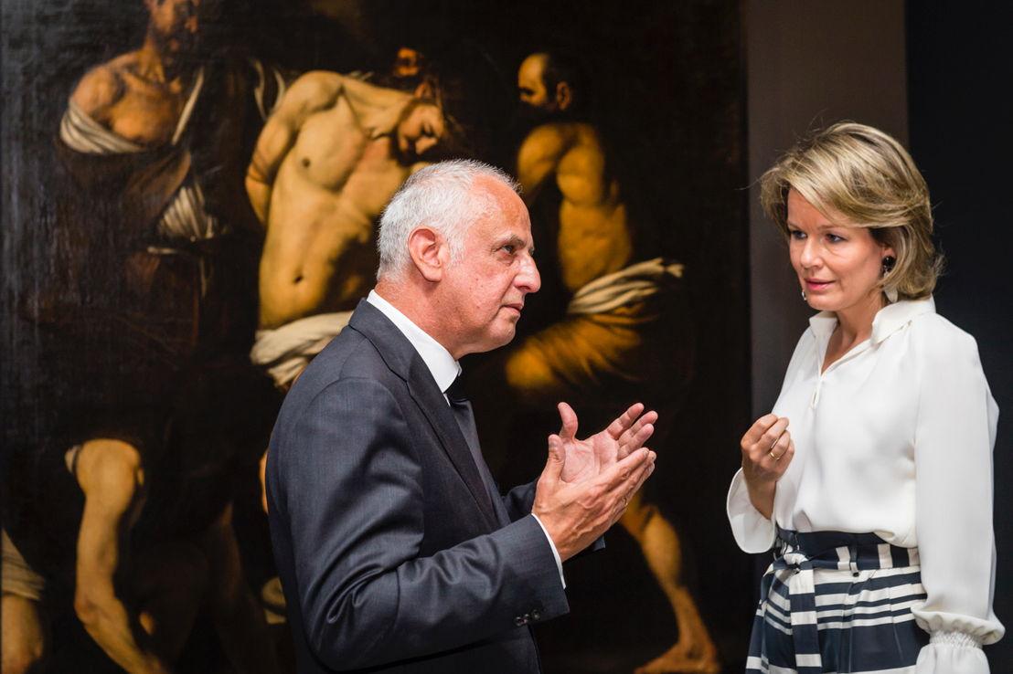 M HKA - expo Sanguine|Bloedrood - curator Luc Tuymans<br/>(c) Frederik Beyens