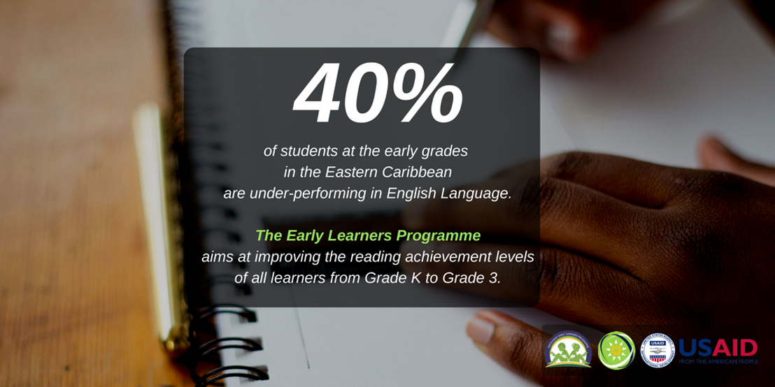 [MEDIA ALERT] Early learners Programme to be launched in Grenada on September 15th