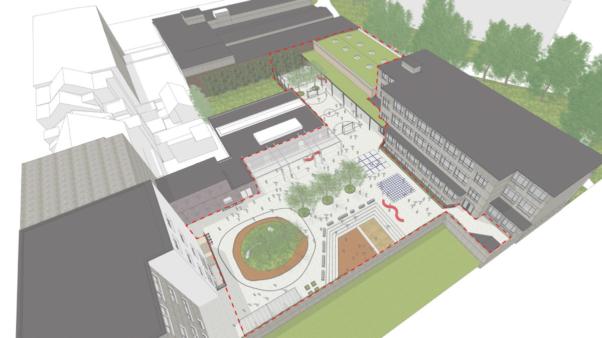 beeld Fast Forward architects