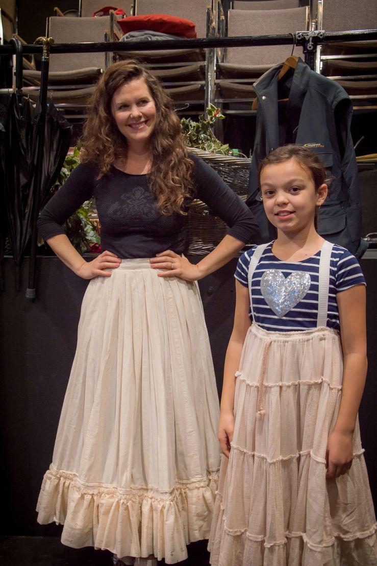 Celine Stubel and Azura Lepard