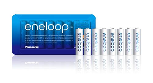 eneloop lancerer en ny opbevaringstaske, som en bæredygtig emballageløsning