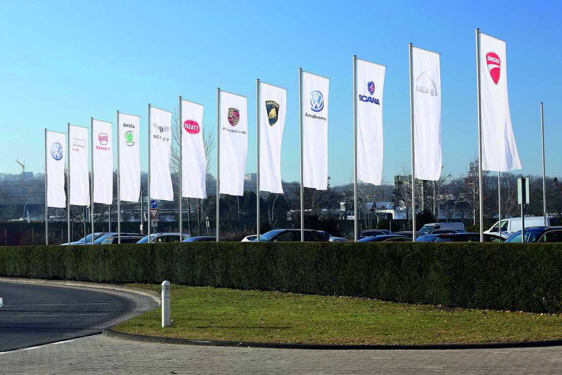 Volkswagen Group makes a good start to fiscal year 2015