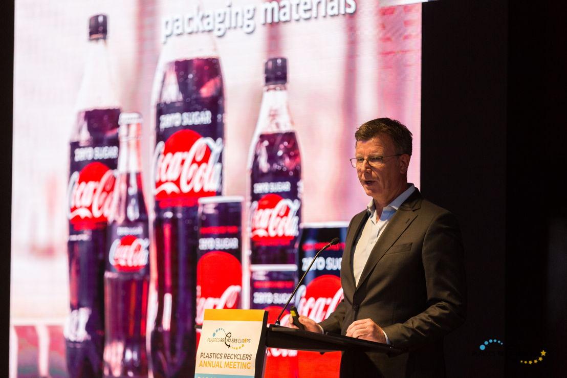 Hans Van Bochove, Coca-Cola - speaker