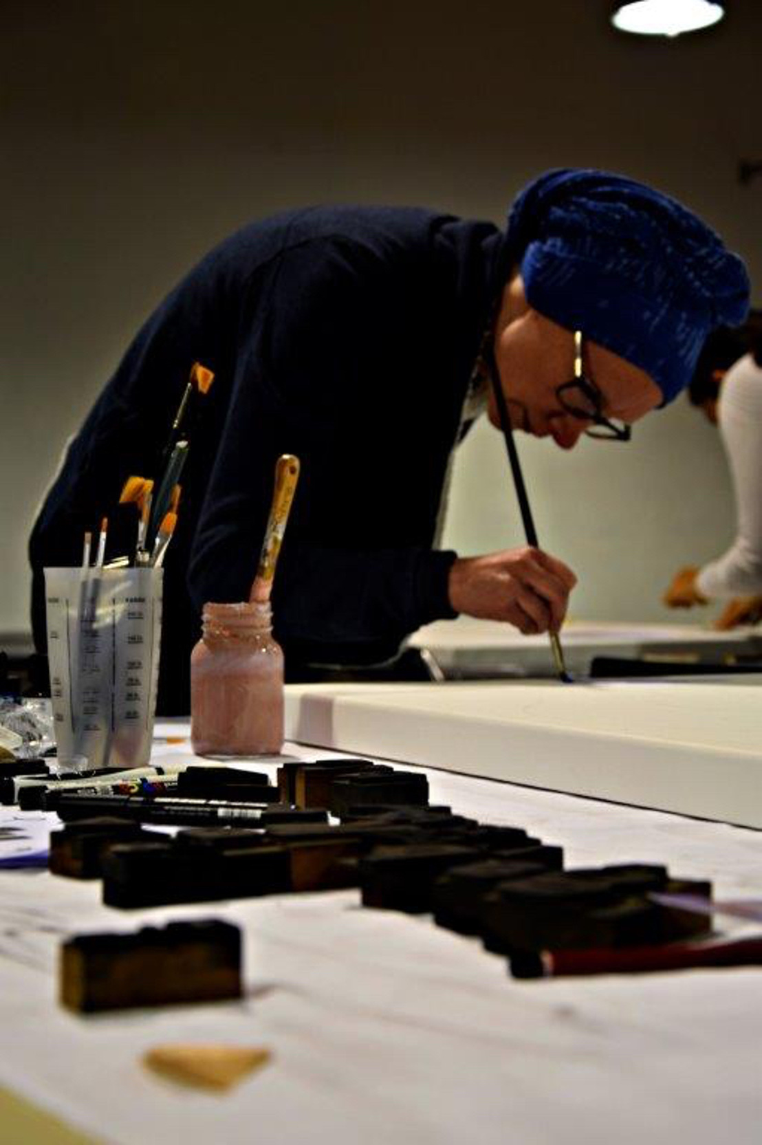 """La force de l'art """" rose """" : l'Affordable Art Fair soutient Think-Pink"""
