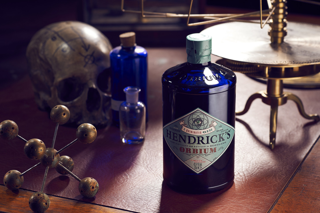 AN ORBICULAR OCCURRENCE FROM HENDRICK'S GIN IS WHIMSICALLY DELIGHTING THE SENSES AND CONSUMERS AS IT BOUNDS WESTWARD