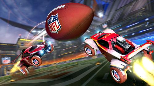 El evento de Celebración en Rocket League® del NFL Super Bowl LV comienza el 2 de febrero