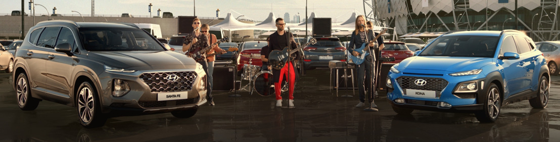 Hyundai Teams Up With Maroon 5 to Showcase Its Brand Campaign Anthem for the Upcoming 2018 FIFA World Cup Russia™