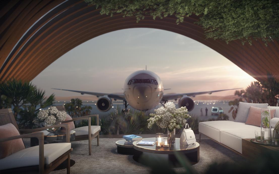 """شركة البحر الأحمر للتطوير تكشف عن تصميم مطار """"مشروع البحر الأحمر"""""""