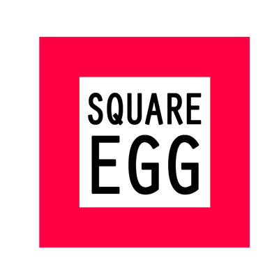 Square Egg BVBA press room Logo