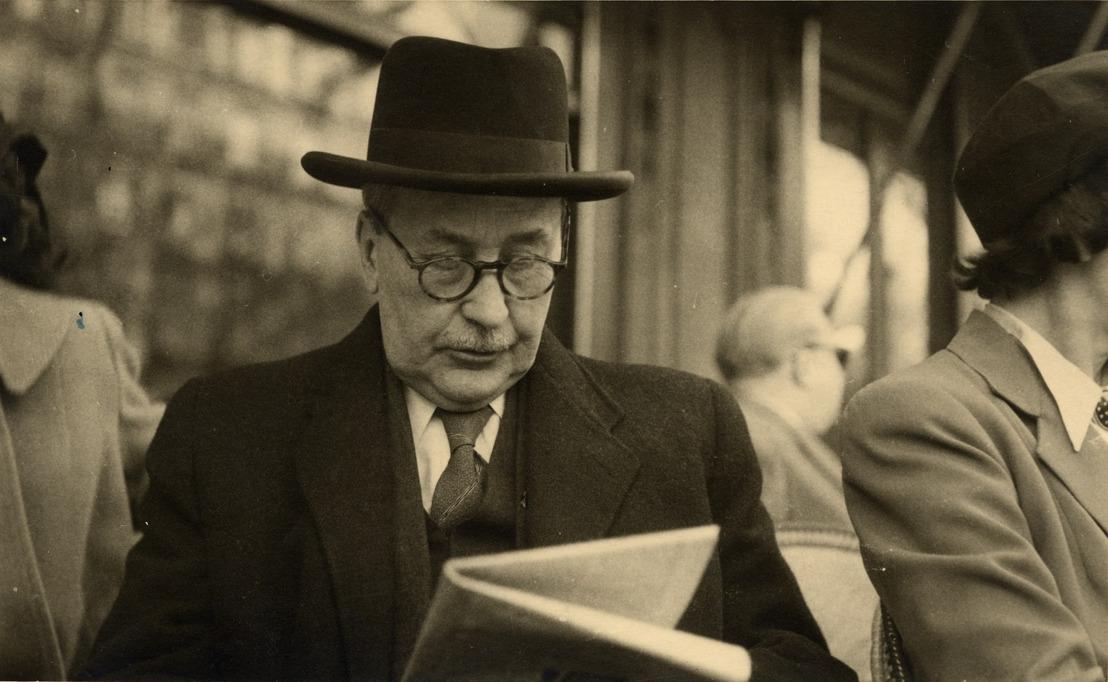 Nieuwe literaire talkshow Stukken van Schrijvers in het Letterenhuis