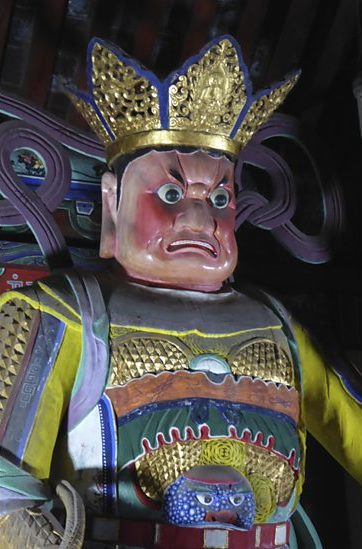 Tempel in Kaifeng - (c) BBC Worldwide