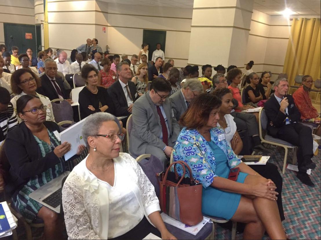 Lancement du projet INTERREG ELAN : 3 millions d'euros de l'Union Européenne pour dynamiser la mobilité étudiante dans la Caraïbe