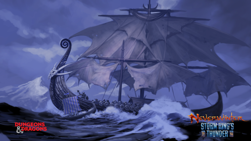 AKTUALIZACJA NEVERWINTER: STORM KING'S THUNDER – SEA OF MOVING ICE JUŻ DOSTĘPNA NA KONSOLACH PLAYSTATION®4 I XBOX ONE