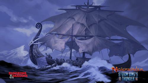 Preview: AKTUALIZACJA NEVERWINTER: STORM KING'S THUNDER – SEA OF MOVING ICE JUŻ DOSTĘPNA NA KONSOLACH PLAYSTATION®4 I XBOX ONE