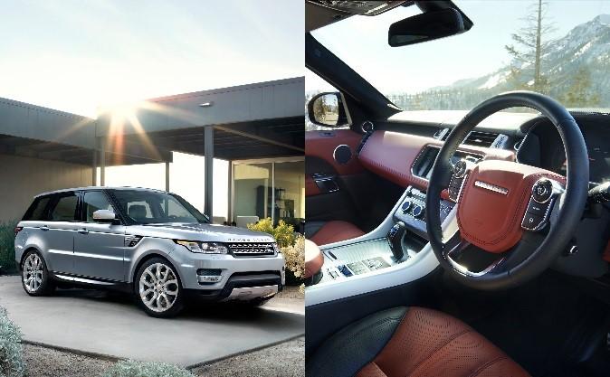 2013 - Range Rover Sport (Windsor Pimento Leather)