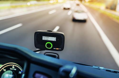 DKV BOX EUROPE officieel toegelaten op de Italiaanse tolwegen