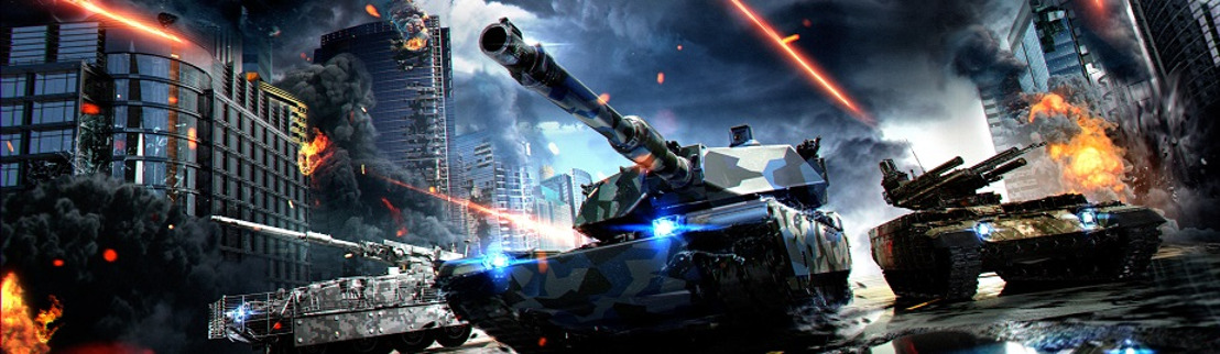ARMORED WARFARE STARTET IN DIE EARLY ACCESS-PHASE AUF PLAYSTATION®4