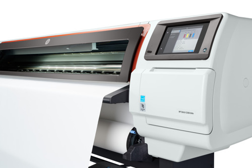 HP Reinvents Dye Sublimation Printing with the Launch of HP Stitch