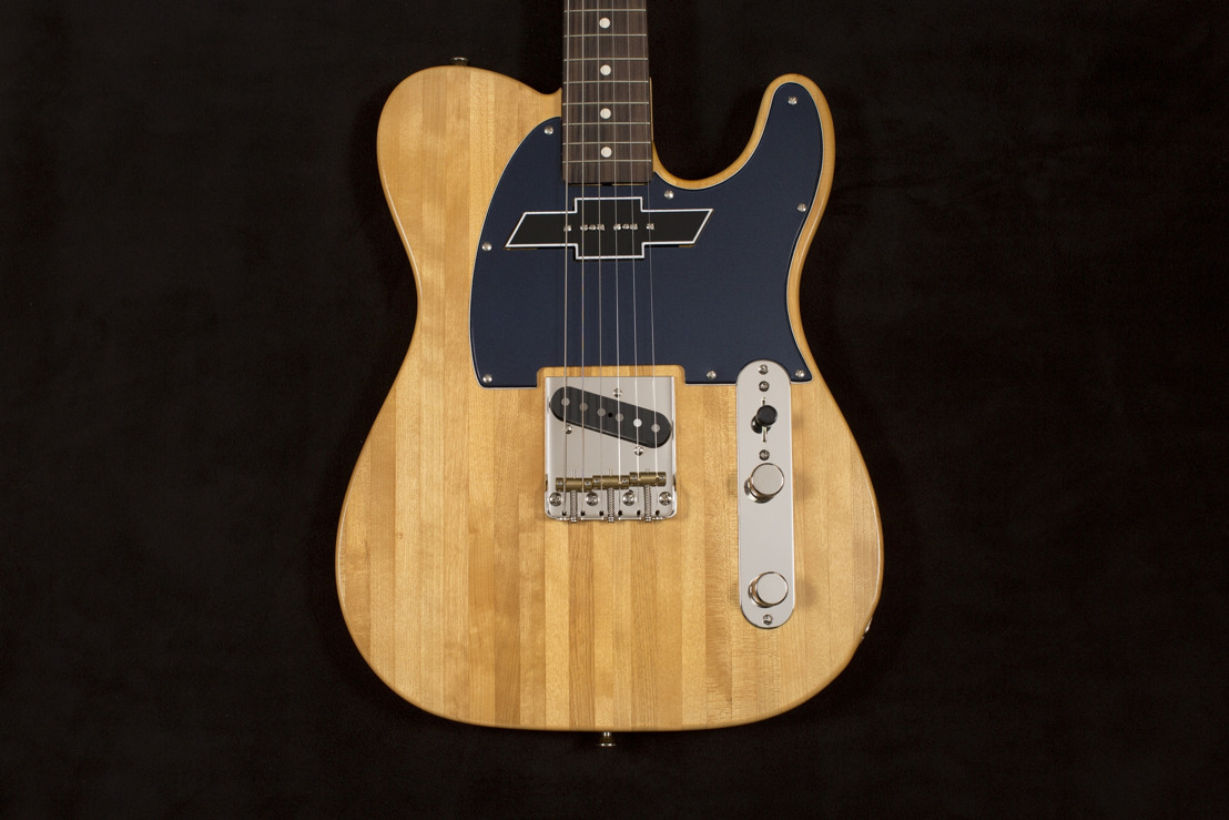 Wallace Detroit Guitars Collaborates with Chevrolet to Create Handmade Guitars in Celebration of the Chevy Trucks Centennial