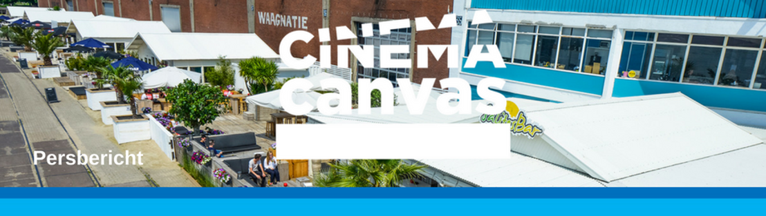 Cinema Canvas trekt naar Antwerpen