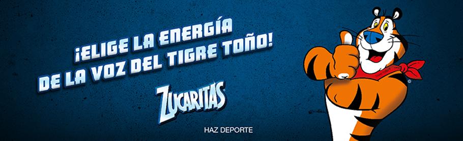 Tigre Toño - Waze Header