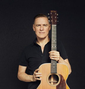 Four minutes, four questions - speed dating with Bryan Adams