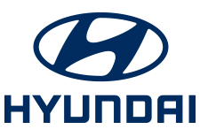 Hyundai sala de prensa Logo