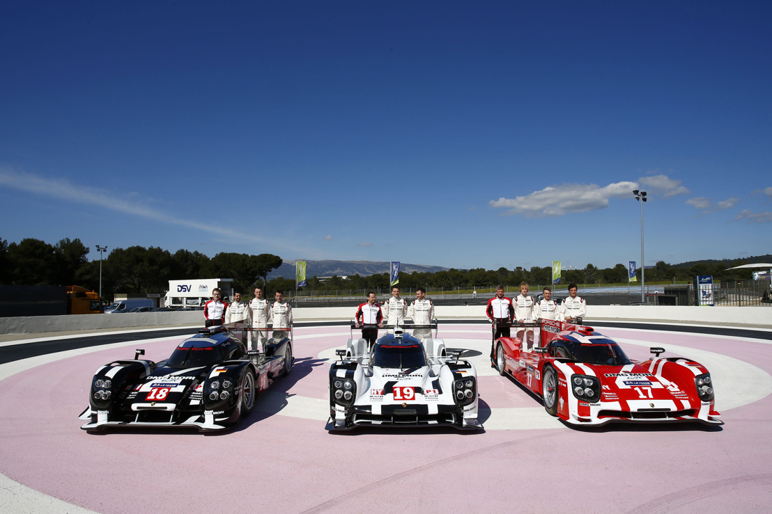 FIA World Endurance Championship (WEC), Prologue, LMP1