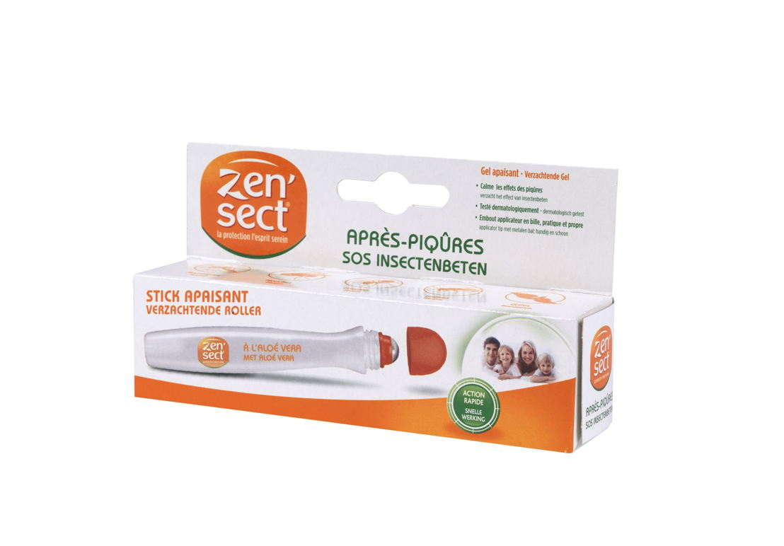 Zensect Skin Protect SOS Insectenbeten