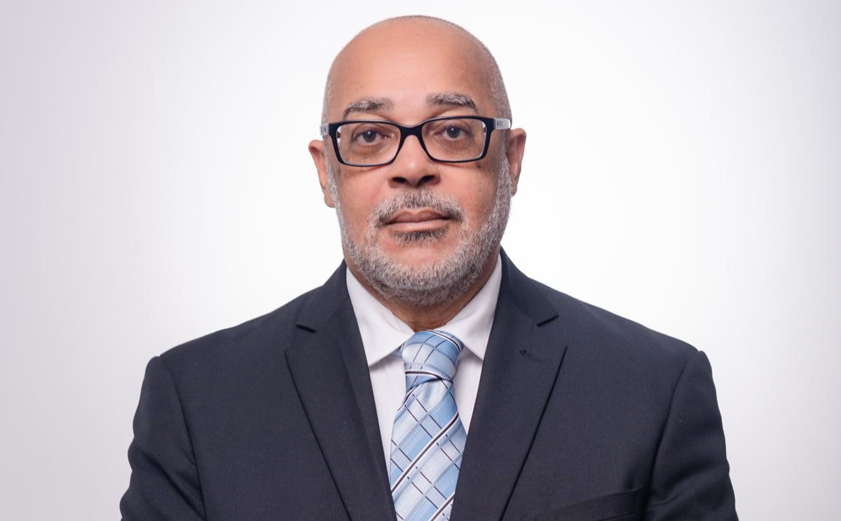 OECS Director General, Dr. Didacus Jules