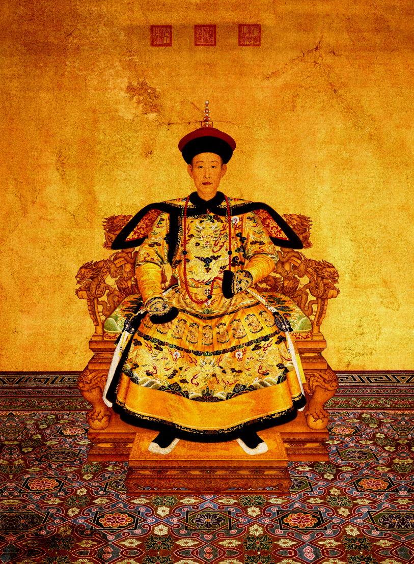 Keizer Qianlong