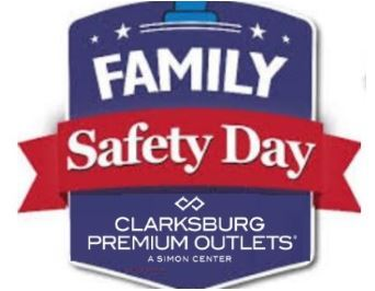 Clarksburg Premium Outlets hosts Family Safety Event, October 18