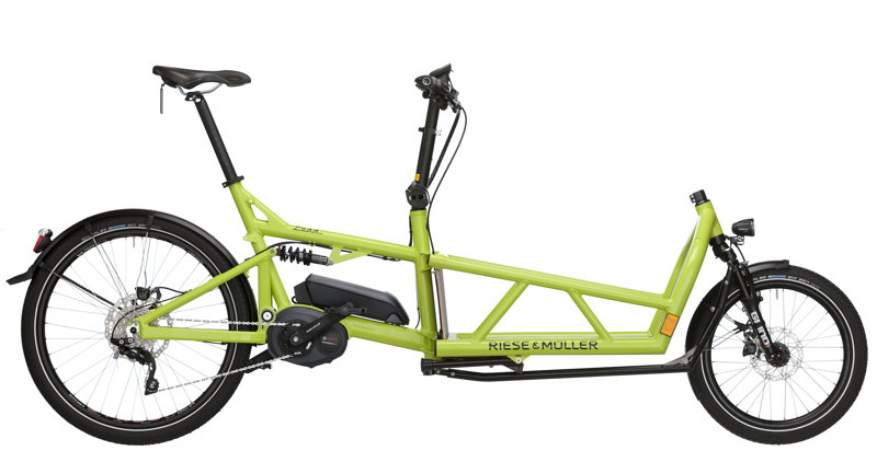 Load Touring HS Lime