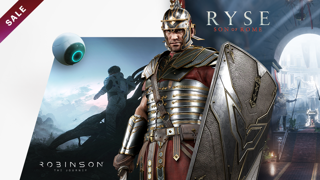 Stock Up on Crytek Games in Weeklong Sale on Two Titles