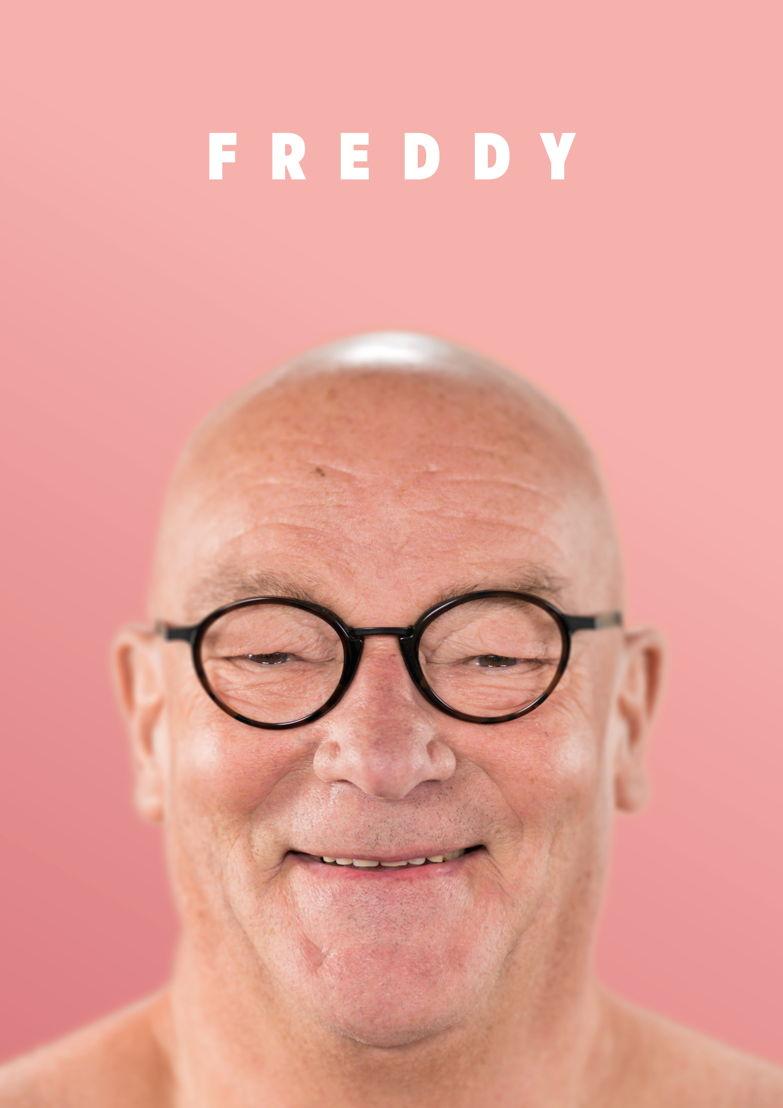 Freddy, 73 jaar, weduwnaar.<br/>Vilvoorde/Nieuwpoort