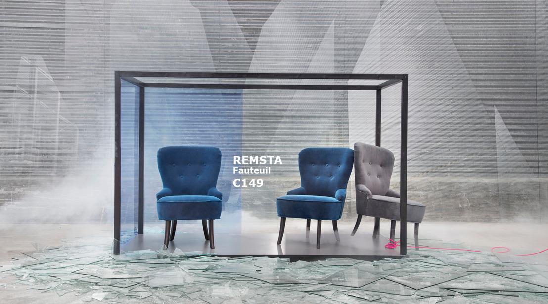 IKEA brengt hulde aan minimalistisch design