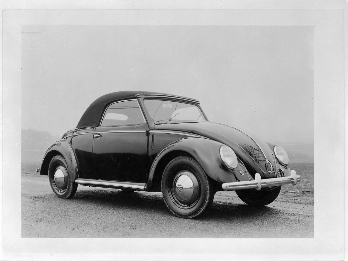 Volkswagen celebra al icónico Beetle con una clase de carrocería personalizada en el evento Amelia Island Concours D'Elegance