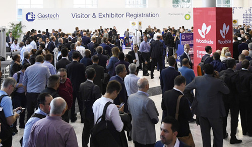 dmg events releases post show report and findings from Gastech 2019