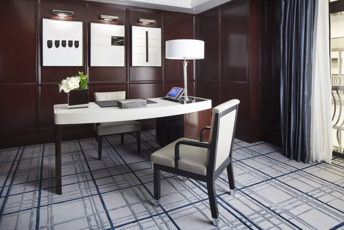 Fifth Avenue Suite Study