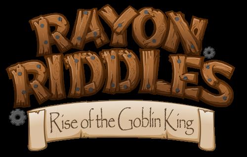 Rayon Riddles - Rise of the Goblin King: Spaßiges Adventure mit Spielfiguren-Look heute veröffentlicht