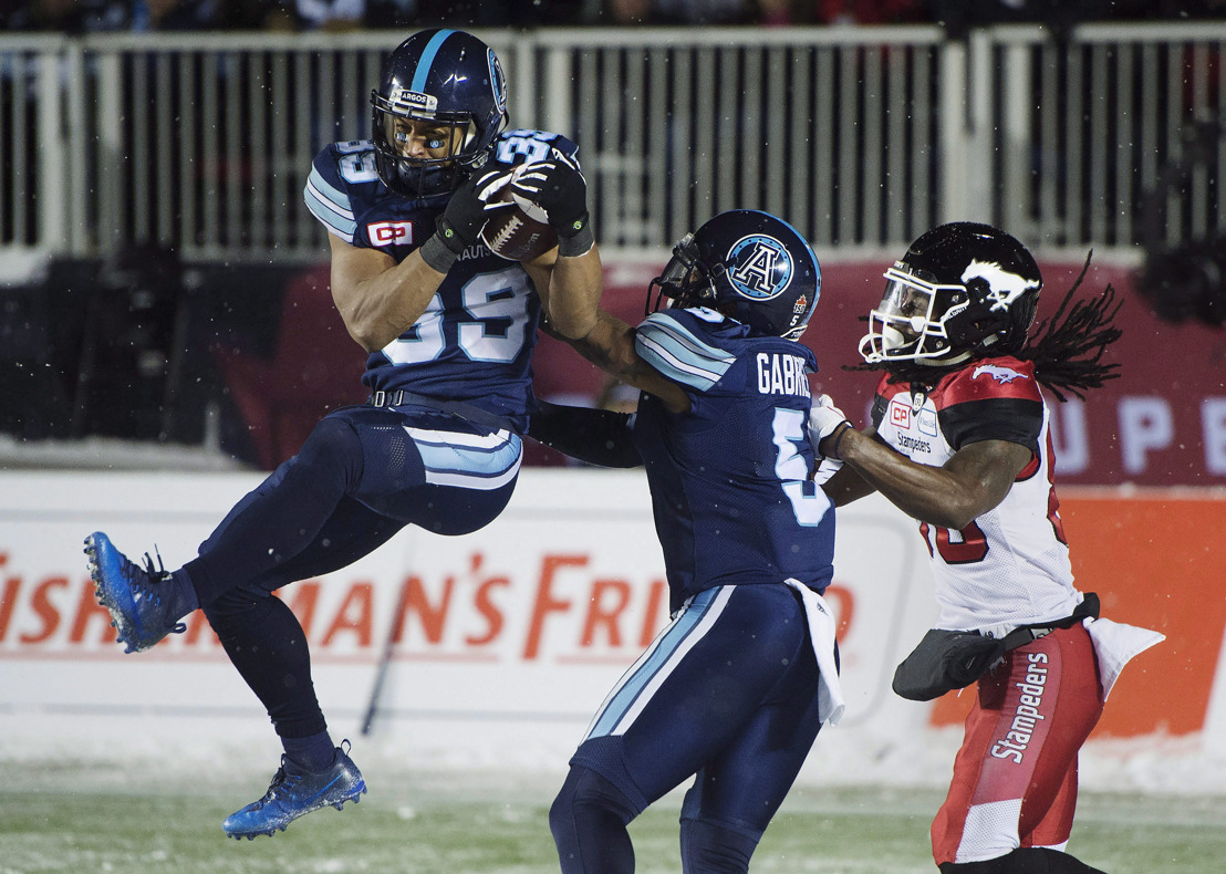 ARGOS EXTEND CANADIAN DEFENSIVE BACK MATT BLACK