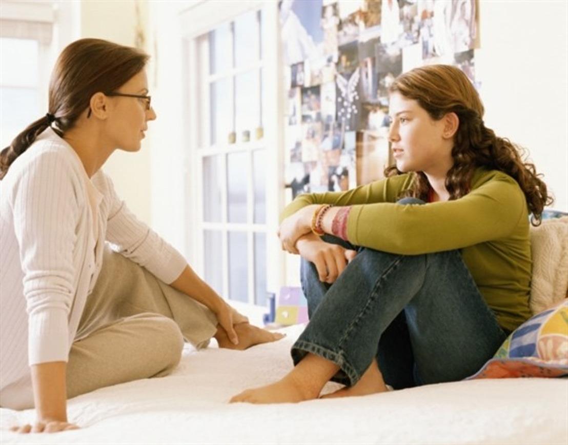 Dove Proyecto para la Autoestima: Una palabra clave para hablar con tu hija