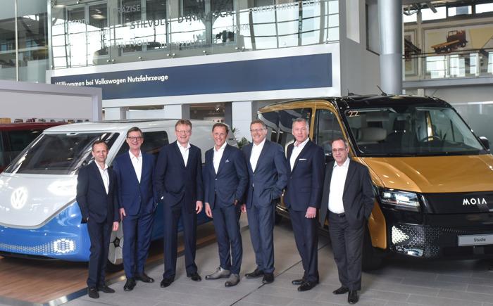 Volkswagen Commercial Vehicles investit plus de 1,8 milliard d'euros dans l'avenir de la marque en 2019