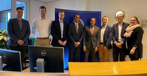 Jebsen & Jessen Hamburg Invests in Logistics Startup